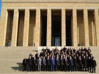 Genel Merkez TEMAD Yönetim Kurulu...