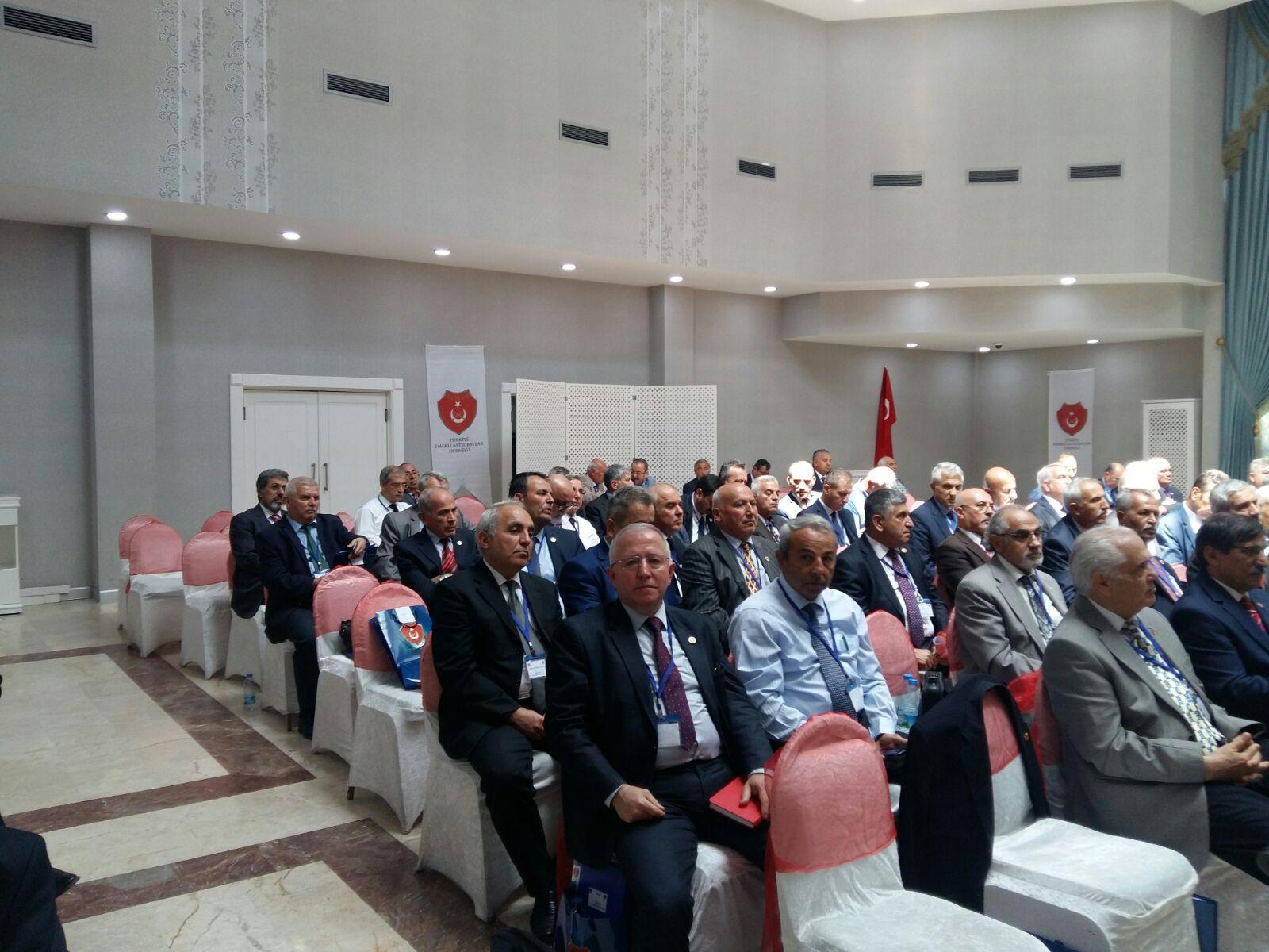 Ankara'da temsilciler toplantısı