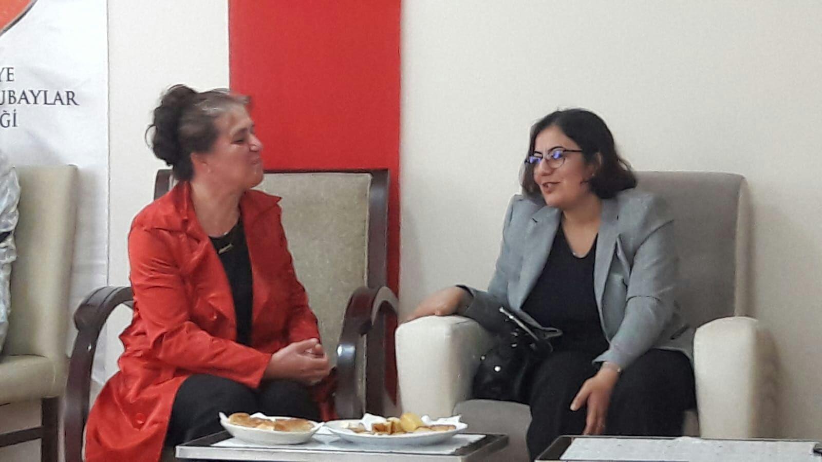 Kuzey Kıbrıs Türk Cumhuriyeti Konsolosunun Derneğimize Ziyareti