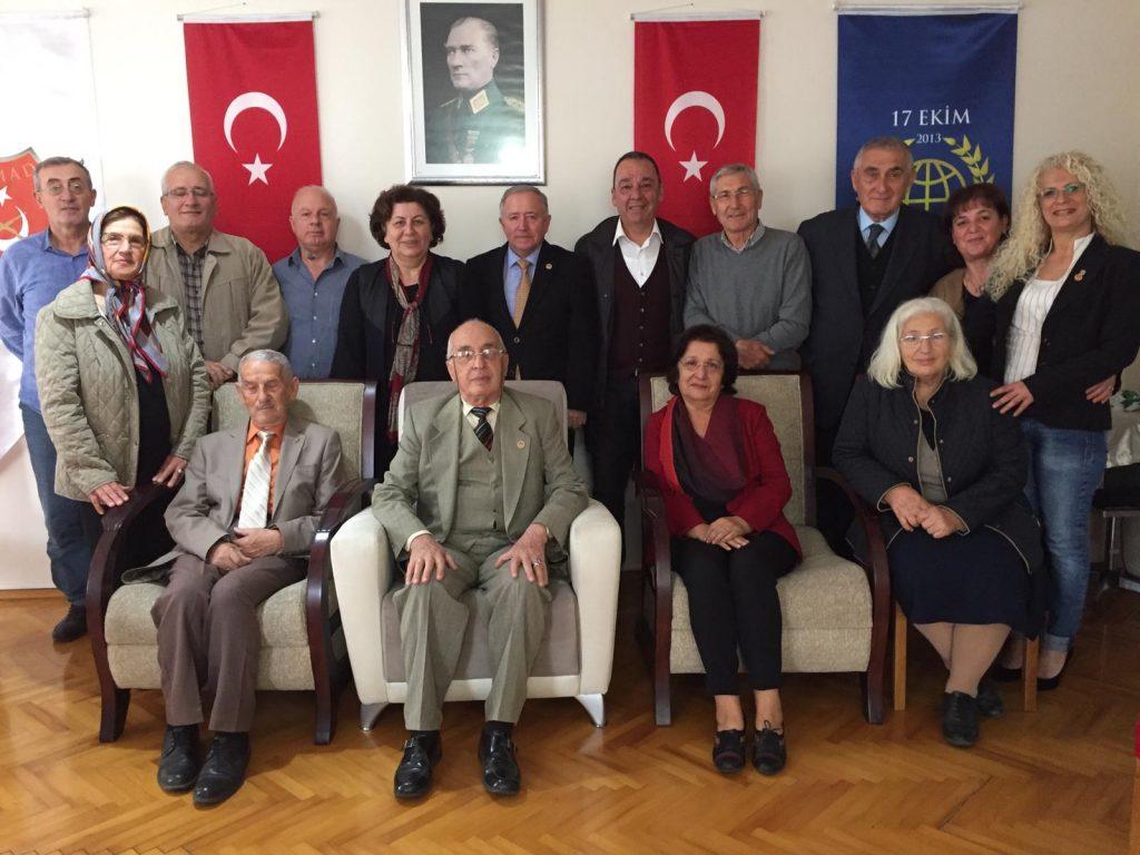 Trabzon CHP İl Başkanının Ziyareti